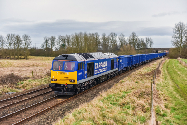 DCRail and VTG Rail win Rail Freight 'Project of the Year' award