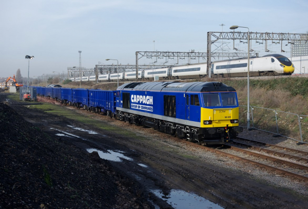 New video shows how HS2 will help fight carbon emissions by increasing space for rail freight