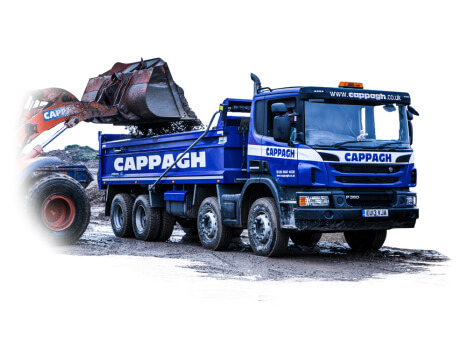 Recycled Aggregates, Cappagh